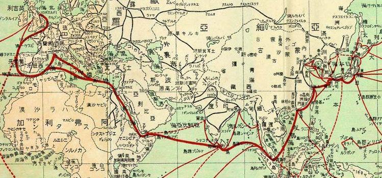 極東欧州航路